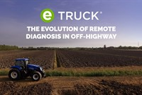eTRUCK for Off Highway Agricultural Vehicles