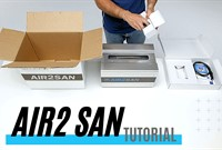 UNBOXING AIR2 SAN